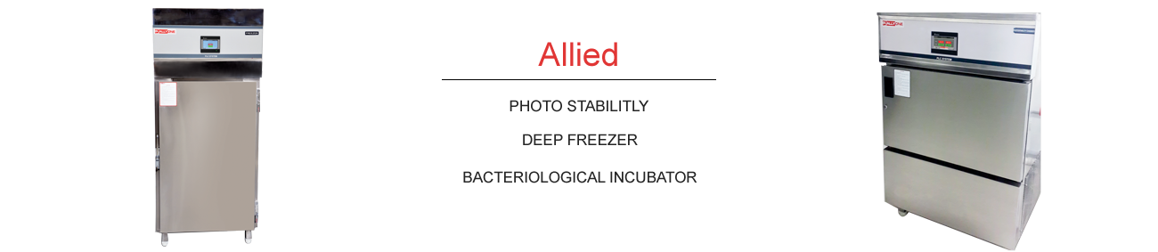 Allied - Photo Stability Chamber